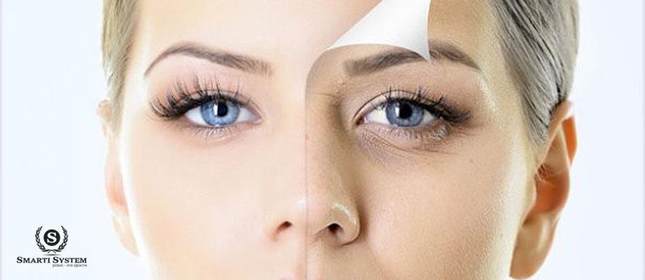Как разгладить морщины вокруг глаз в домашних условиях